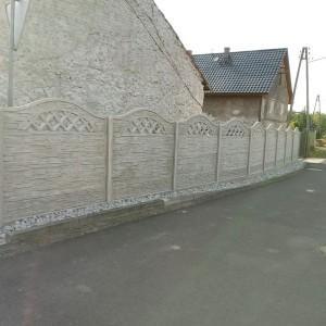 ogrodzenia betonowe 15