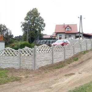 ogrodzenia betonowe 17