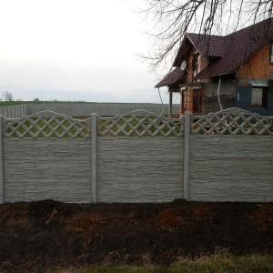 ogrodzenia betonowe 29