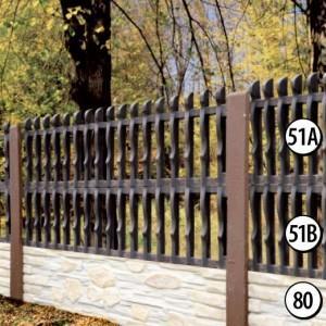 ogrodzenia betonowe 30