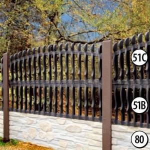ogrodzenia betonowe 33