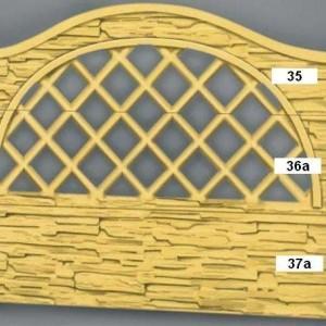 ogrodzenia betonowe 38