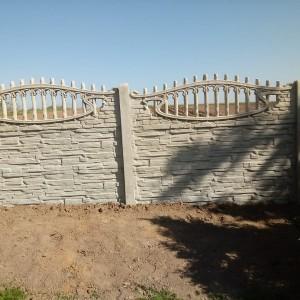 ogrodzenia betonowe 12