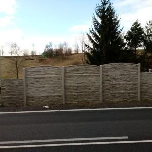 ogrodzenia betonowe 7